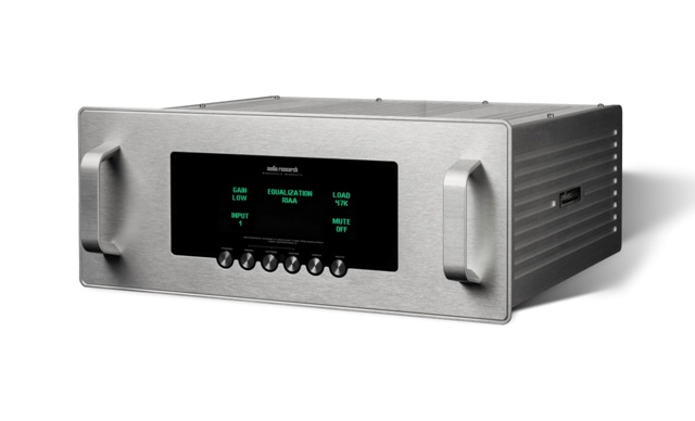 audio research preamp