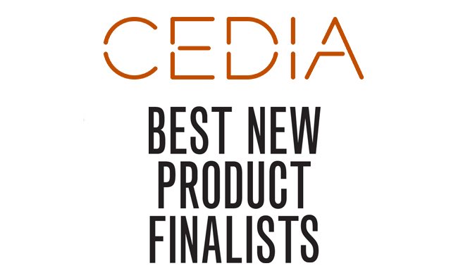 CEDIA best new product finalists