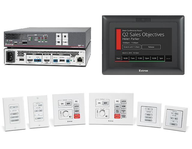 extron products