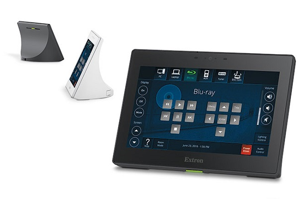 Extron TLP Pro 725T Reinvents Touchpanel Performance and Design
