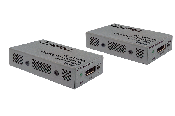 Gefen Introduces DisplayPort 12 Fibre-Optic Extender at ISE 2017