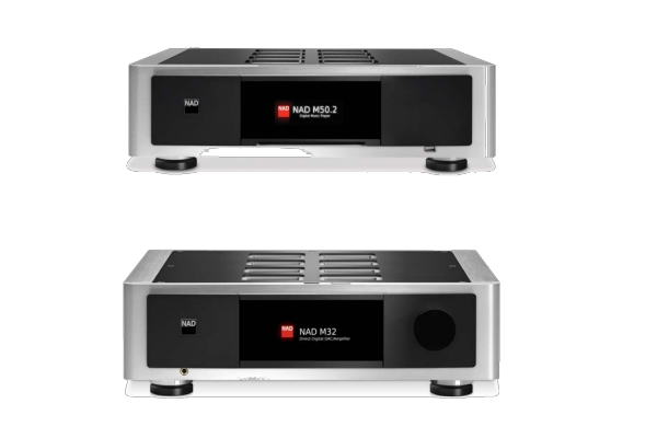 Convoy announces Australian release of Masters Series components from NAD Electronics