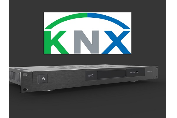 NuVo announces KNX for Nuvo Player Portfolio whole home audio system