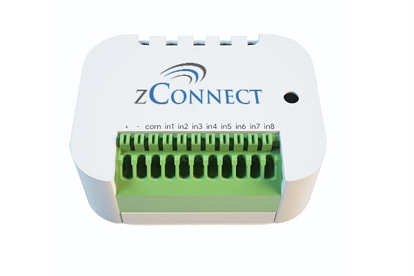 zConnect WMSD device