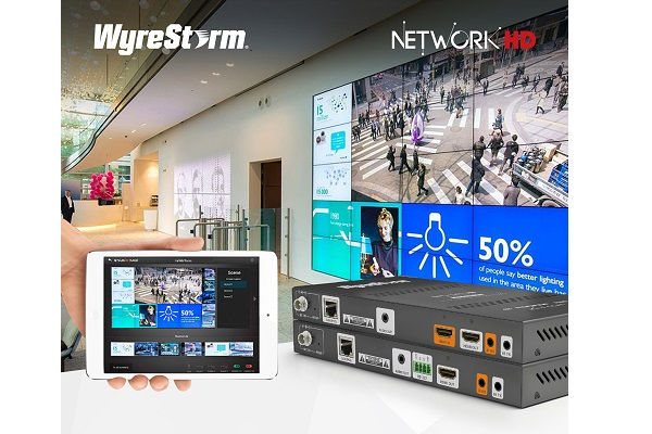 WyreStorm launches NetworkHD 400 series
