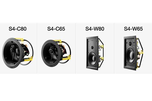 Dynaudio announces new in-wall and in-ceiling loudspeakers