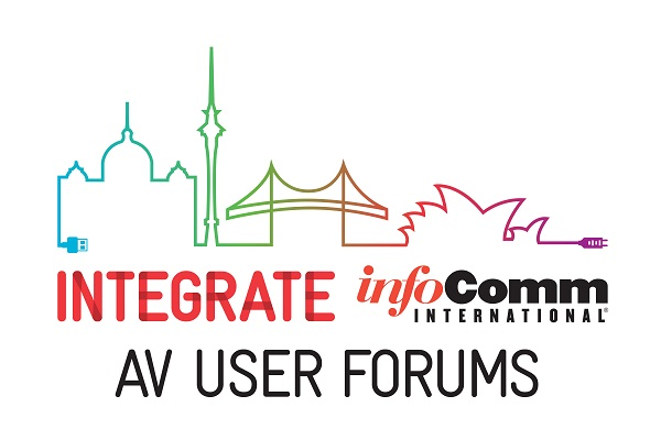 InfoComm and Diversified Communications launch AV User Forum