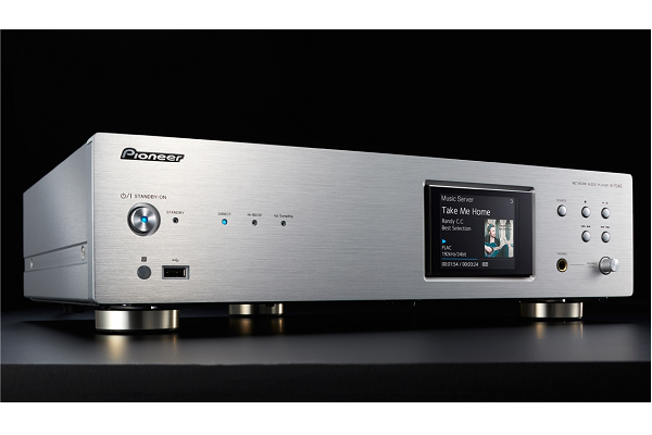 Pioneer introduces the N-70AE and N-50AE network audio players
