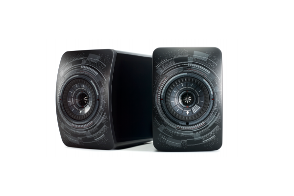 KEF introduces LS50 Wireless Nocturne by Marcel Wanders