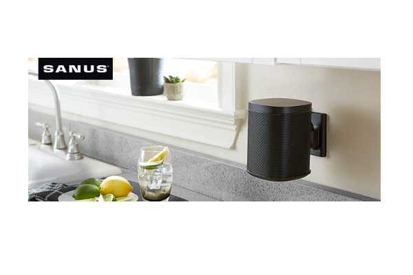 Sanus launches two wireless speaker accessories for the new Sonos One