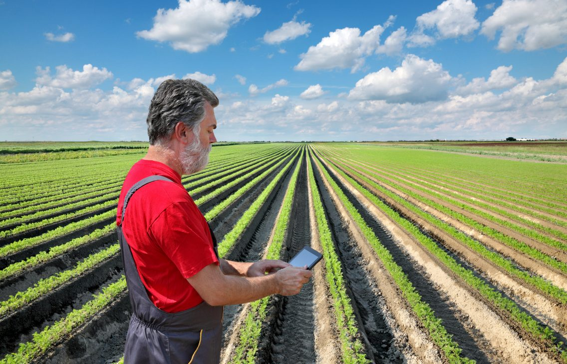 case study iot in agriculture