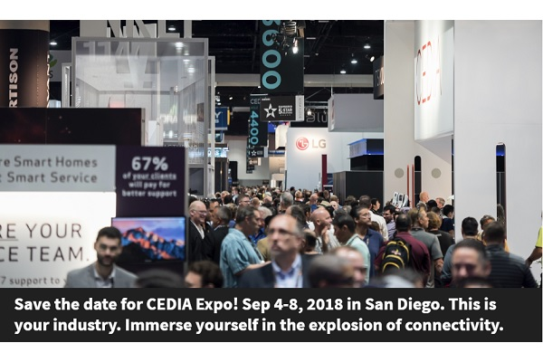 CEDIA Expo registration opens next month