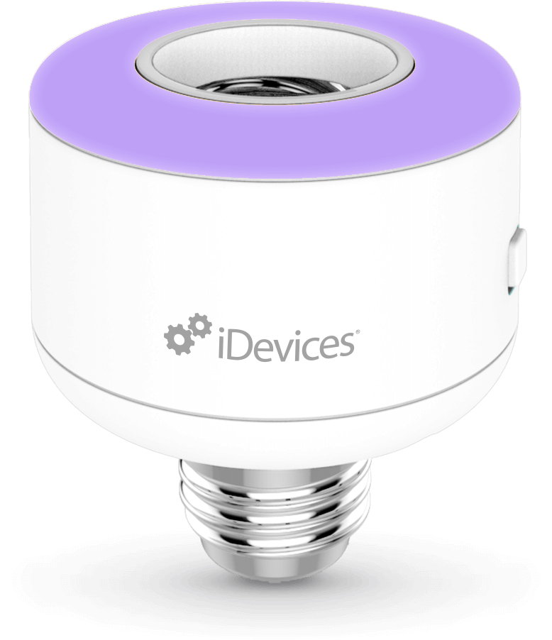 iDevices Smart Socket For The Best Smart Light Bulbs