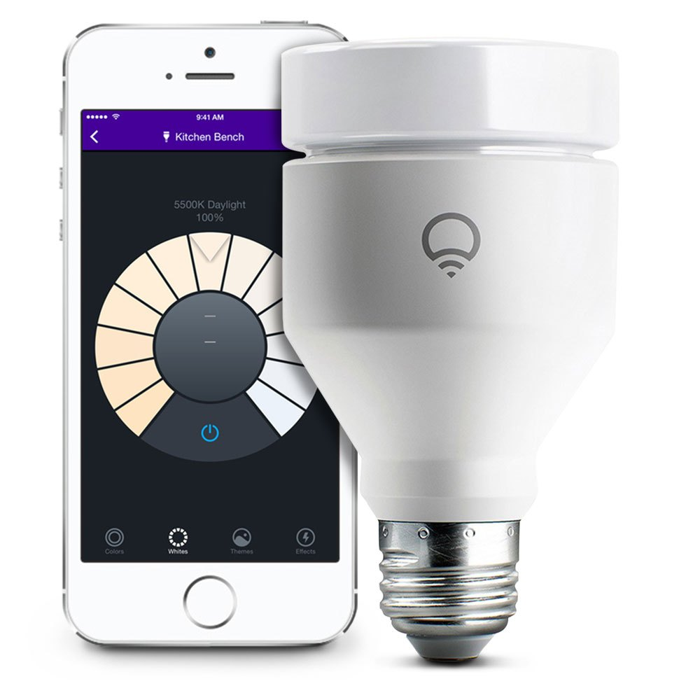 LIFX- Best Smart Light Bulbs